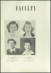 Page 16, 1946 Edition, Alexander City High School - Echo Yearbook (Alexander City, AL) online yearbook collection