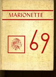 1969 Edition, Marion County High School - Marionette Yearbook (Guin, AL)