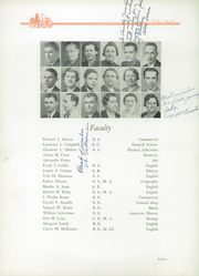 Page 16, 1939 Edition, Bloomsburg High School - Memorabilia Yearbook (Bloomsburg, PA) online yearbook collection