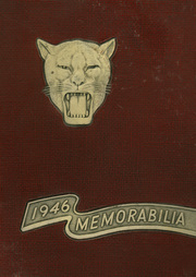 Bloomsburg High School - Memorabilia Yearbook (Bloomsburg, PA) online yearbook collection, 1946 Edition, Page 1