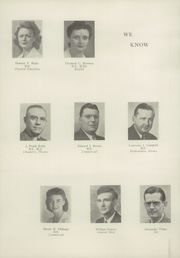 Page 12, 1946 Edition, Bloomsburg High School - Memorabilia Yearbook (Bloomsburg, PA) online yearbook collection
