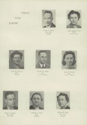 Page 13, 1946 Edition, Bloomsburg High School - Memorabilia Yearbook (Bloomsburg, PA) online yearbook collection