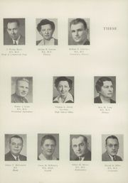 Page 14, 1946 Edition, Bloomsburg High School - Memorabilia Yearbook (Bloomsburg, PA) online yearbook collection