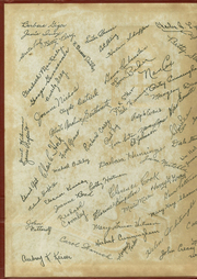 Page 2, 1948 Edition, Bloomsburg High School - Memorabilia Yearbook (Bloomsburg, PA) online yearbook collection
