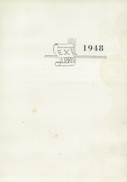 Page 5, 1948 Edition, Bloomsburg High School - Memorabilia Yearbook (Bloomsburg, PA) online yearbook collection