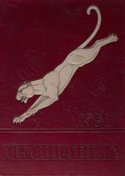 Bloomsburg High School - Memorabilia Yearbook (Bloomsburg, PA) online yearbook collection, 1951 Edition, Page 1