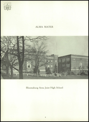 Page 10, 1957 Edition, Bloomsburg High School - Memorabilia Yearbook (Bloomsburg, PA) online yearbook collection