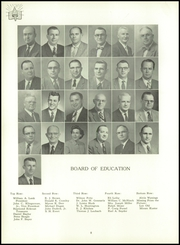 Page 12, 1957 Edition, Bloomsburg High School - Memorabilia Yearbook (Bloomsburg, PA) online yearbook collection