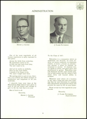 Page 13, 1957 Edition, Bloomsburg High School - Memorabilia Yearbook (Bloomsburg, PA) online yearbook collection