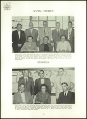 Page 16, 1957 Edition, Bloomsburg High School - Memorabilia Yearbook (Bloomsburg, PA) online yearbook collection