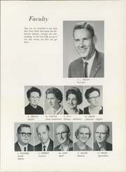 Page 11, 1964 Edition, Maplesville High School - Vista Yearbook (Maplesville, AL) online yearbook collection