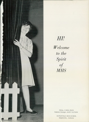 Page 5, 1964 Edition, Maplesville High School - Vista Yearbook (Maplesville, AL) online yearbook collection