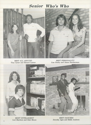 Page 10, 1981 Edition, Maplesville High School - Vista Yearbook (Maplesville, AL) online yearbook collection
