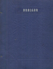 1946 Edition, Ragland High School - Dnalgar Yearbook (Ragland, AL)