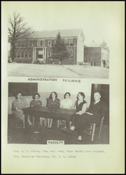 Page 13, 1947 Edition, Ragland High School - Dnalgar Yearbook (Ragland, AL) online yearbook collection