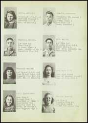 Page 17, 1947 Edition, Ragland High School - Dnalgar Yearbook (Ragland, AL) online yearbook collection