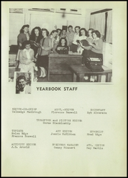 Page 7, 1947 Edition, Ragland High School - Dnalgar Yearbook (Ragland, AL) online yearbook collection