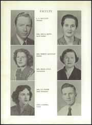 Page 12, 1955 Edition, Woodville High School - Memoirs Yearbook (Woodville, AL) online yearbook collection