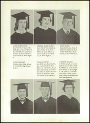 Page 16, 1955 Edition, Woodville High School - Memoirs Yearbook (Woodville, AL) online yearbook collection