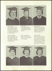 Page 17, 1955 Edition, Woodville High School - Memoirs Yearbook (Woodville, AL) online yearbook collection