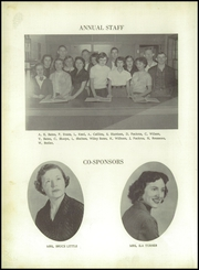 Page 8, 1955 Edition, Woodville High School - Memoirs Yearbook (Woodville, AL) online yearbook collection