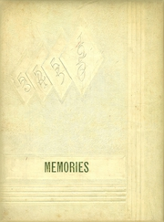 1956 Edition, Bridgeport High School - Memories Yearbook (Bridgeport, AL)
