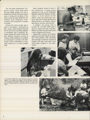 Page 12, 1979 Edition, Donoho School - Gauntlet Yearbook (Anniston, AL) online yearbook collection