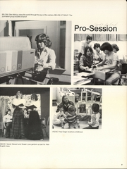 Page 13, 1979 Edition, Donoho School - Gauntlet Yearbook (Anniston, AL) online yearbook collection