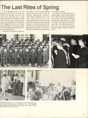 Page 17, 1979 Edition, Donoho School - Gauntlet Yearbook (Anniston, AL) online yearbook collection