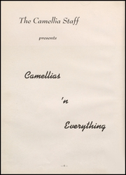 Page 10, 1950 Edition, Semmes High School - Camellia Yearbook (Semmes, AL) online yearbook collection