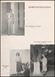 Page 13, 1950 Edition, Semmes High School - Camellia Yearbook (Semmes, AL) online yearbook collection