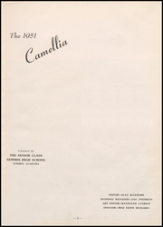 Page 7, 1950 Edition, Semmes High School - Camellia Yearbook (Semmes, AL) online yearbook collection