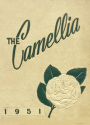 1951 Edition, Semmes High School - Camellia Yearbook (Semmes, AL)