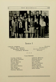 Union Springs High School - Hischolia Yearbook (Union Springs, AL) online yearbook collection, 1929 Edition, Page 28