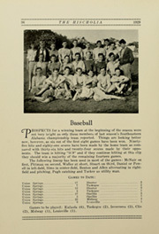 Union Springs High School - Hischolia Yearbook (Union Springs, AL) online yearbook collection, 1929 Edition, Page 44