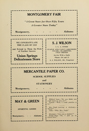 Page 77, 1929 Edition, Union Springs High School - Hischolia Yearbook (Union Springs, AL) online yearbook collection