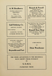 Page 79, 1929 Edition, Union Springs High School - Hischolia Yearbook (Union Springs, AL) online yearbook collection