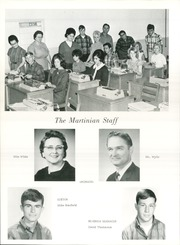 Page 12, 1968 Edition, Martin High School - Martinian Yearbook (Goodsprings, AL) online yearbook collection
