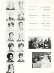 Page 13, 1968 Edition, Martin High School - Martinian Yearbook (Goodsprings, AL) online yearbook collection