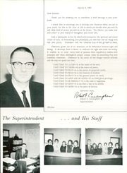 Page 16, 1968 Edition, Martin High School - Martinian Yearbook (Goodsprings, AL) online yearbook collection