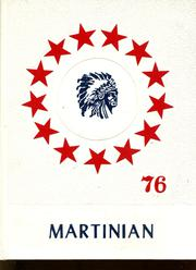 1976 Edition, Martin High School - Martinian Yearbook (Goodsprings, AL)