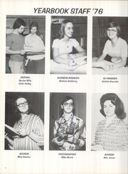 Page 6, 1976 Edition, Martin High School - Martinian Yearbook (Goodsprings, AL) online yearbook collection