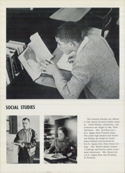 Page 10, 1965 Edition, Kennedy High School - Kenala Yearbook (Kennedy, AL) online yearbook collection