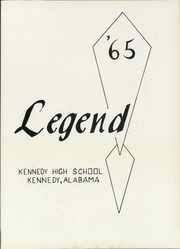 Page 5, 1965 Edition, Kennedy High School - Kenala Yearbook (Kennedy, AL) online yearbook collection