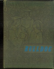 South Girard High School - Bulldog Yearbook (Phenix City, AL) online yearbook collection, 1957 Edition, Page 1