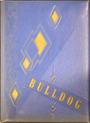 South Girard High School - Bulldog Yearbook (Phenix City, AL) online yearbook collection, 1962 Edition, Page 1