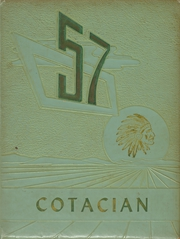 Page 1, 1957 Edition, Cotaco High School - Cotacian Yearbook (Somerville, AL) online yearbook collection
