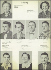 Page 11, 1957 Edition, Cotaco High School - Cotacian Yearbook (Somerville, AL) online yearbook collection