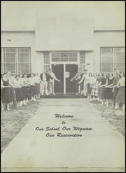 Page 5, 1957 Edition, Cotaco High School - Cotacian Yearbook (Somerville, AL) online yearbook collection