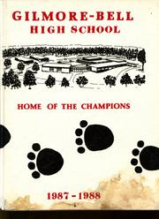 Page 1, 1988 Edition, Gilmore Bell High School - Home of the Champions Yearbook (Bessemer, AL) online yearbook collection